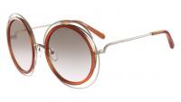 Солнцезащитные очки Chloe Carlina 120s