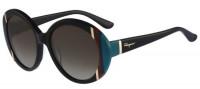 Женские солнцезащитные очки Salvatore Ferragamo 766s