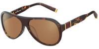 Мужские солнцезащитные очки Trussardi 12900