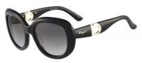 Женские солнцезащитные очки Salvatore Ferragamo 727s